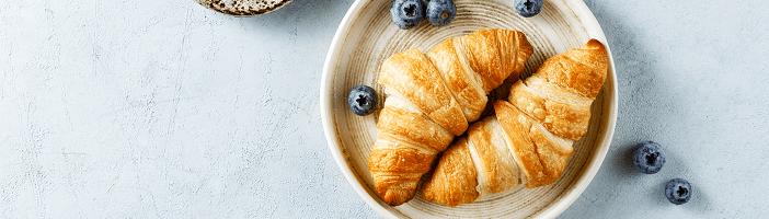Croissants - versteckte Transfette