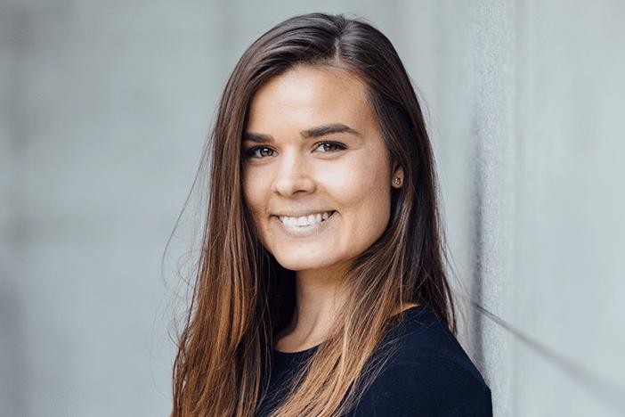 Upfit Podcast Gast Bastienne Neumann