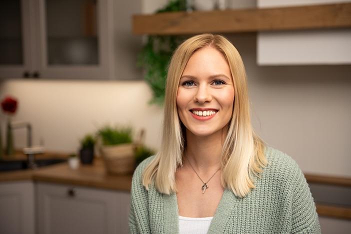 Upfit Podcast Gast Milena Larmann